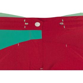 La Sportiva TX Short Femme, berry/emerald